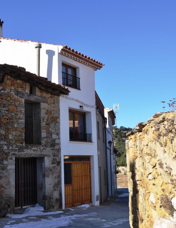 Casa rural en Fredes, La Tinença de Benifassà